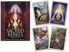 Sacred Rebels Oracle: Guidance for Living a Unique & Authentic Life: Alana Fairchild, Autumn Skye Morrison: 9780738745770: Amazon.com: Books