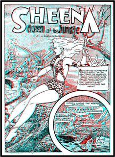 3-D Comic Books - 3dfilmarchive