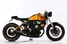 Yamaha xv 920 cafe racer (circa 6000 euro)