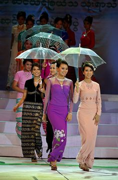Myanmar fashion on PaulaTrendsets