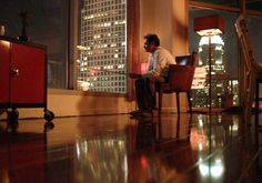 """Joaquin Phoenix featured in """"Her"""", a new movie from Spike Jonze"""
