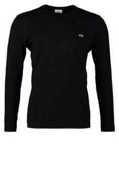 Bluzka z długim rękawem - czarny