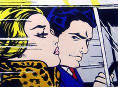 Galorious: Roy Lichtenstein: Pop Art