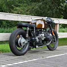 BMW '81 R80 by Ironwood Custom Motorcycles
