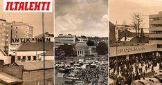 Testaa Iltalehden testillä, tunnistatko Suomen kaupunkeja jopa vuosikymmenten takaisista kuvista.