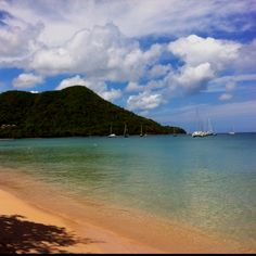 Rodney Bay...A week-end by the sea in Saint Lucia