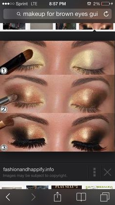 New Years Eve Outfit Ideas /w Nail And Make Up Ideas