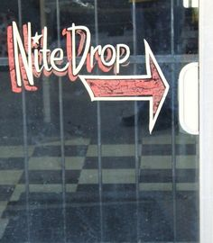 Nite Drop by tikitonite, via Flickr