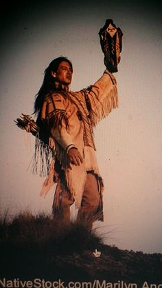 Native American...being Cherokee, I love this ...)*