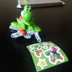 Yoshi needs a catchphrase. Catchphrase, Software Development, Yoshi, Kids Meals, Christmas Ornaments, Create, Holiday Decor, Christmas Jewelry, Christmas Decorations