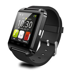 Men's U8 Smart Watch Bluetooth V3.0 Hand-Free Call Function – USD $ 39.99