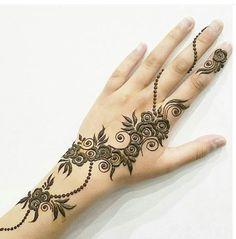 Khafif Mehndi Design, Full Mehndi Designs, Henna Tattoo Designs Simple, Arabic Henna Designs, Stylish Mehndi Designs, Mehndi Design Pictures, Tattoo Designs For Women, Mehandhi Designs, Heena Design