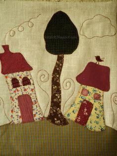 katafoltok...cute houses and tree...
