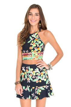 conjunto estampa guava - Vestidos | Dress to