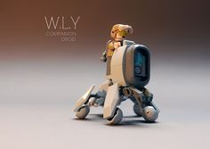 W.L.Y / S.P.D Droids LEGO MOC | GolPlaysWithLego | Flickr