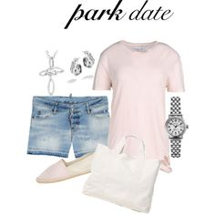 Park date casual by dsaylor1088 on Polyvore featuring polyvore fashion style IRO Dsquared2 Castañer James Perse Shinola John Hardy West Coast Jewelry