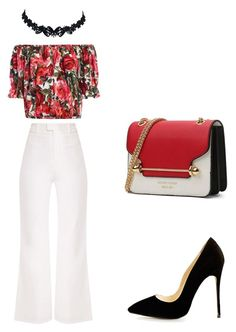 """""""Untitled #6"""" by torimiller-ii on Polyvore featuring Dolce&Gabbana"""