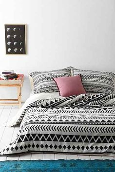 Allyson Johnson for DENY Geo Duvet Cover - Urban Outfitters