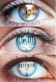 Only 2 days left until The last star 😱😱😍 i can't wait! The 5th Wave Book, The 5th Wave Series, The Fifth Wave, The 5 Wave, Movies Showing, Movies And Tv Shows, I Love Books, Good Books, The Last Star