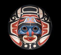 Don Lelooska (Kwakwaka'awkw, 1933-1996) Decorative Mask | Bidsquare