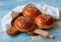 Hamburger, Croissant, Bagel, Main Dishes, Grilling, Bread, Cooking, Recipes, Food