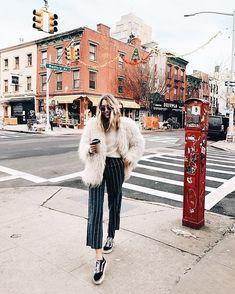 fashion inspo, city style, fur jacket, outfit inspiration, outfit, style, stylish, street style