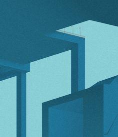 Geometric Glimpses | Abduzeedo Design Inspiration