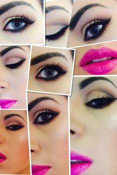 #half #cut #crease #bite #lipstick