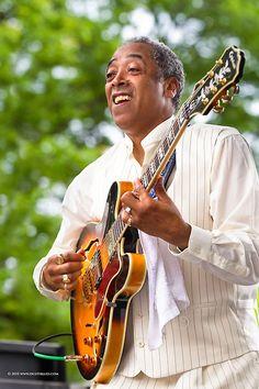 Chicago Blues Festival - Gary Martin