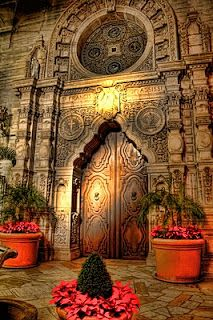 Mission Inn Riverside Ca.  Photo by Justin Gummow