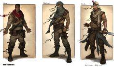 Warlordcommanders by MichalKus on deviantART