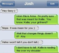 Nice. funny texting jokes