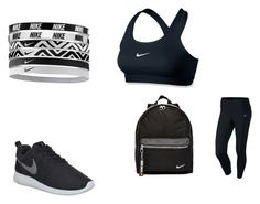 Untitled #34 by lorenzia14 on Polyvore featuring polyvore beauty NIKE