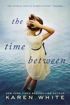 "Discussible RGC Featured Book: THE TIME BETWEEN by Karen White.""New York Times"" bestselling author Karen White delivers a novel of two generations of sisters and secrets set in the stunning South Carolina Lowcountry."