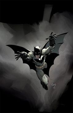 Batman cover by Greg Capullo