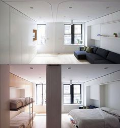 Morphing Apartment ~ day time/night time