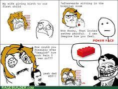 legos pain   Rage Comics - lego - Express Your Rage - rage comics - Cheezburger