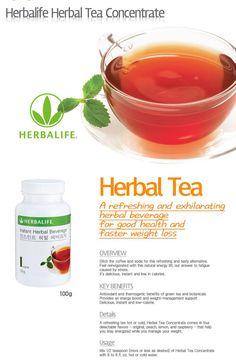 Benefits of Herbalife Tea