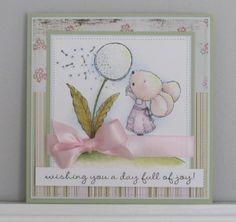 wishing you a day of joy by Paulatracy66 @2peasinabucket