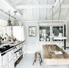 Smeg koelkast witte planken