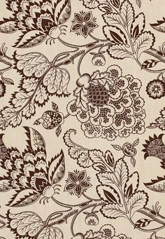 Stunning fabric called Maracanda in expresso Fschumacher.com