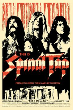 MediaFuego: This is Spinal Tap - 1984
