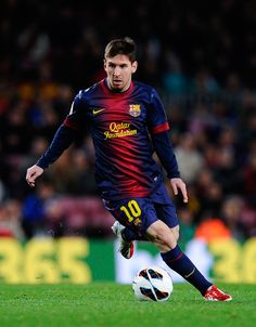 Lionel Messi  Wish he was on my team. Probably gonna go down as the greatest ever. Amazing.
