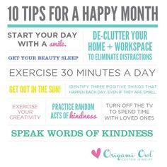 Positive energy gets your day moving in the right direction. What are your top tips?