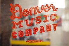 Denver Music Company by Justin Fuller