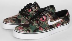 """Nike SB 2013 Spring/Summer Zoom Stefan Janoski """"Digital Floral"""""""