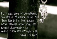 sarah dessen quotes
