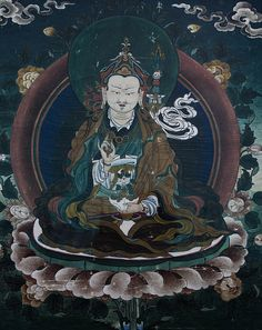 Padmasambhava by Cloud Cave, via Flickr