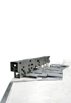 zigzag architecture angelini+casino: bce frankfürt