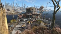 Post with 14 votes and 580 views. Tagged with fallout fallout 4 settlement; Shared by Lake Lodge